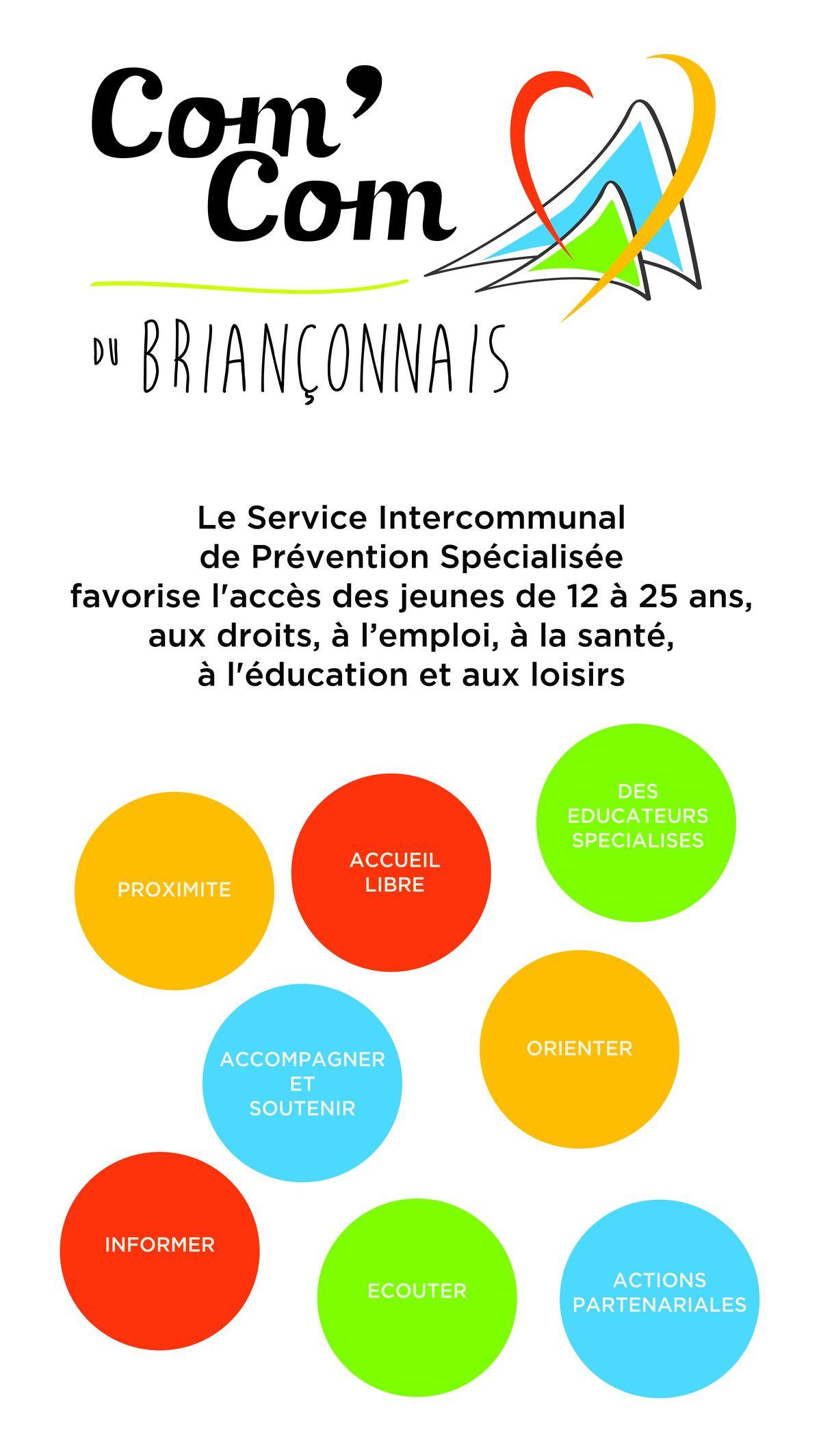 Service Intercommunal de Prévention Spécialisée CCB